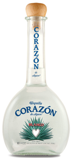 Corazon de Agave Tequila Blanco 750ml